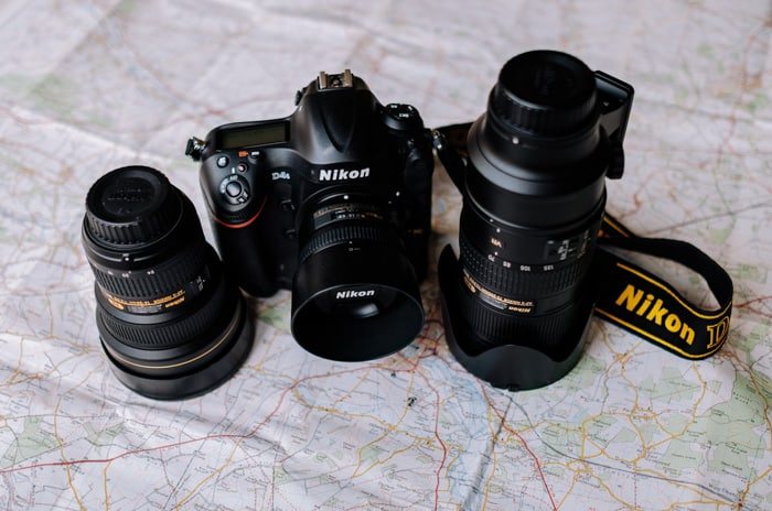 Nikon Full Frame Lenses