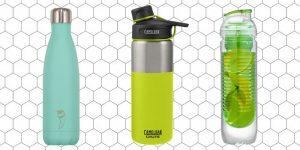 eco-friendly, reusable bottles