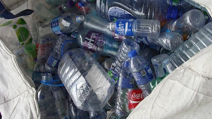 plastic bottle recycling hk