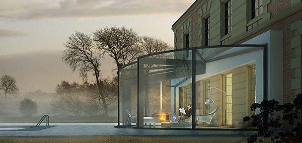 5 Benefits Of Glass Verandas