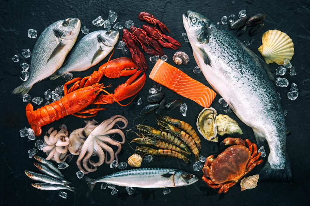 Enjoy Seafood Any Time of the Year