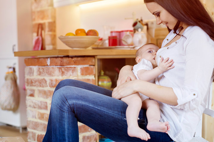 Nourishing ways to increase Breast Milk production