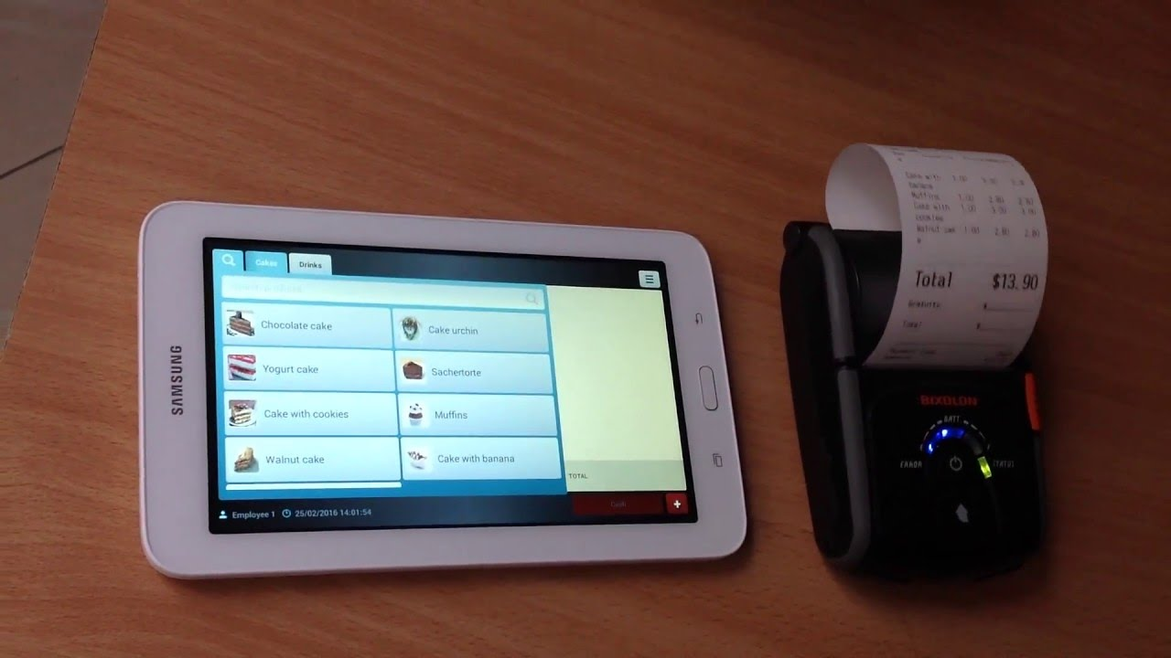 Key benefits of the Android POS system